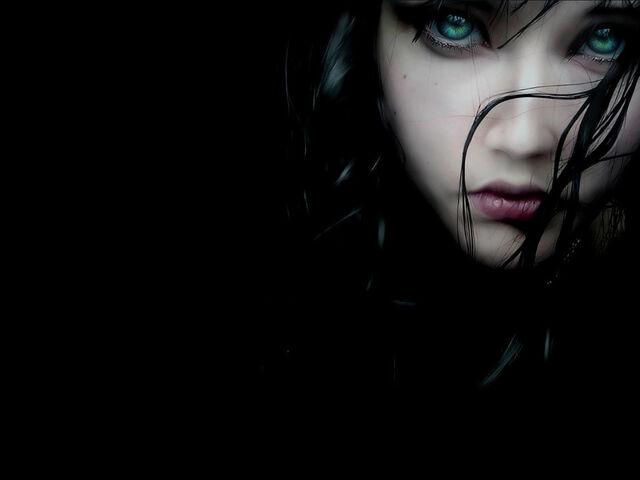 File:Black Haired Girleyes.jpg