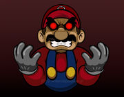 Evil Mario by GameScanner
