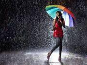 Listen to the rhythm of the rain