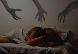 Fear of sleep