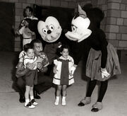 Terrifying Mickey Mouse