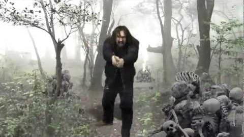 "Christopher Lee ""The Bloody Verdict of Verden"" Music Video"