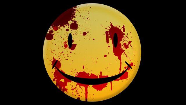 File:Bloody-smiley-face-smile-yellow-black-137674.jpg