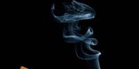 Fallen Cigarette