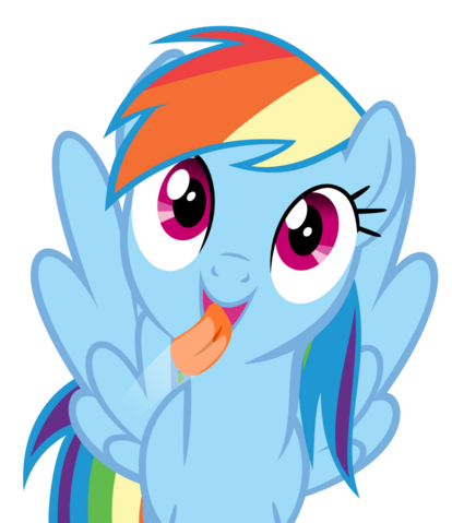 File:Rainbow dash licking screen by sportsracer48-d56zhnn.png