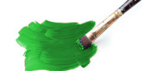 The Green Paint