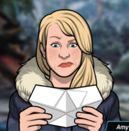 AmyReadingPaperBoat