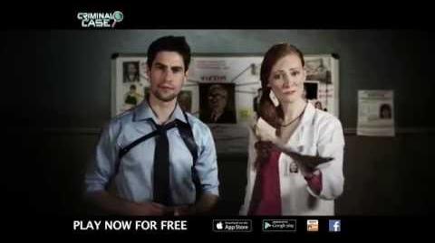 Criminal Case TV ad
