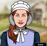 Grace - In Amish clothes