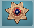 Police Badge male