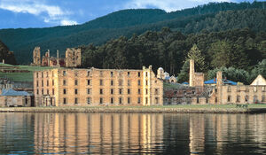 Port Arthur site