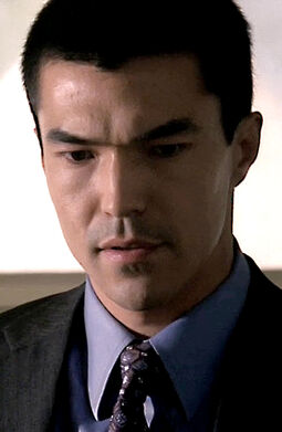 Ian Anthony Dale in first appearance