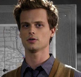 File:Spencer Reid color with black and white background profile picture.jpg