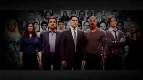 CRIMINAL MINDS. Opening Credits