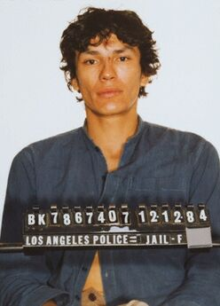 Richard Ramirez mug shot