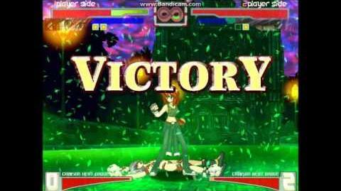 Crimson Alive Extreme Encounter (PC) - Himeno Anekouji walkthrough (4 of 4) + Ending