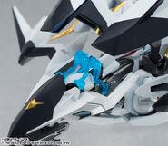 Villkiss flight mode close-up