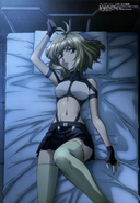 Cross Ange Promotional poster 5