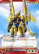 Glaive Rosalie destroyer mode card 2