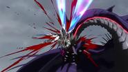 Cross Ange ep 03 Villkiss piercing dragon
