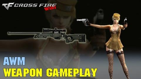 CrossFire - AWM - Weapon Gameplay