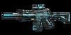 M4A1 Custom AquaAurora