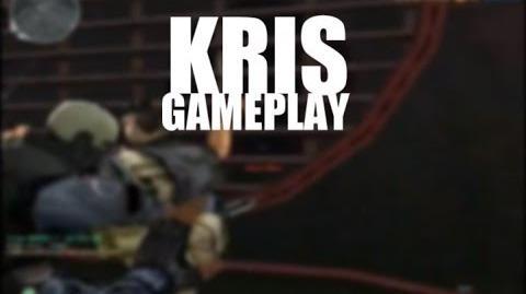 CrossFire KRIS Knife Gameplay ll 10DarkGamer