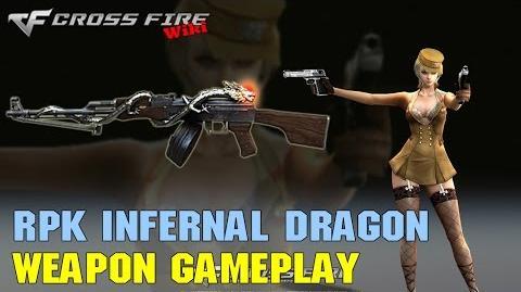 CrossFire - RPK Infernal Dragon - Weapon Gameplay