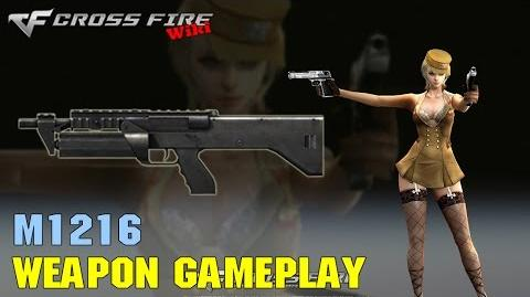 M1216 - Crossfire Wiki - Wikia M1216 Real Life