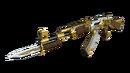 AK47 KNIFE ROYALGUARD 3RD RENDER SIDE
