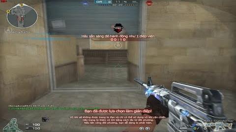 CrossFire VN - Praha - Spy Mode