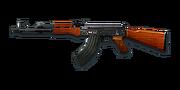 RIFLE AK-47-WCG2011