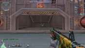 AA-12 Infection HUD AI Charge