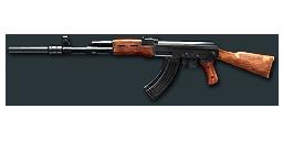 Rifle AK47-S