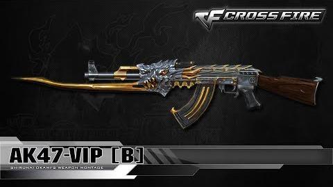 CrossFire Vietnam AK-47-VIP ☆-1