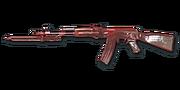 AK47 KNIFE REDCRYSTAL