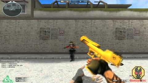 CrossFire Philippines - Golden Desert Eagle!