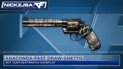 Anaconda-Fast Draw-Ghetto - CROSSFIRE China 2