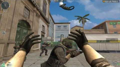 Cross Fire Brazil -- Salvador (Search & Destroy) -Black List GamePlay-!