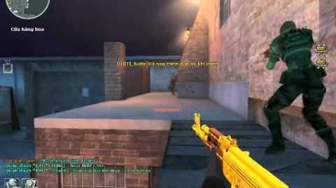 CrossFire VN - Golden AK-47