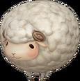 Sheep White