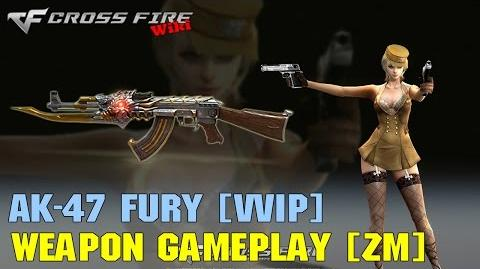 CrossFire - AK-47 Fury - Weapon Gameplay