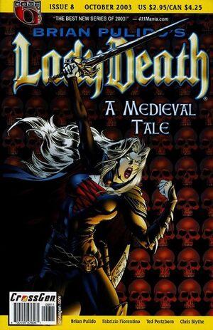 Brian Pulido's Lady Death A Medieval Tale Vol 1 8