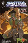 Masters of the Universe, Icons of Evil Vol 1 4