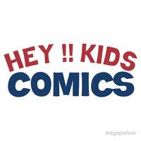 Hey Kids comics logo