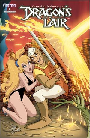Dragon's Lair Vol 2 1