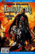 Brian Pulido's Lady Death A Medieval Tale Vol 1 7