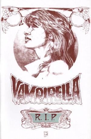 Vampirella Lives Vol 1 1