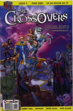 Crossovers Vol 1 5