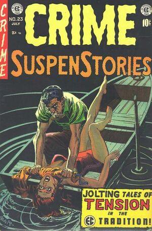Crime suspenstories vol 1 23 hey kids comics wiki fandom powered